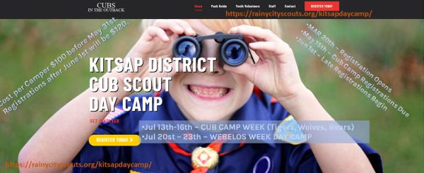 Kitsap-Cub Daycamp