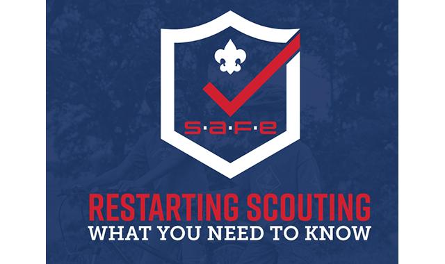 Restarting Scouting