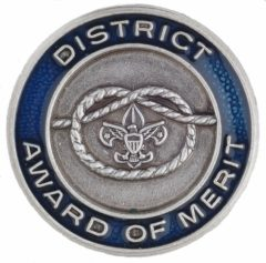 District Award of Merit 565x560
