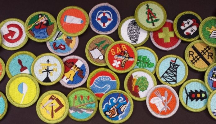 Merit-badges