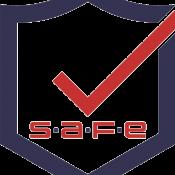 SAFE badge